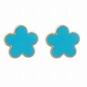 Chloe Enamel Earrings